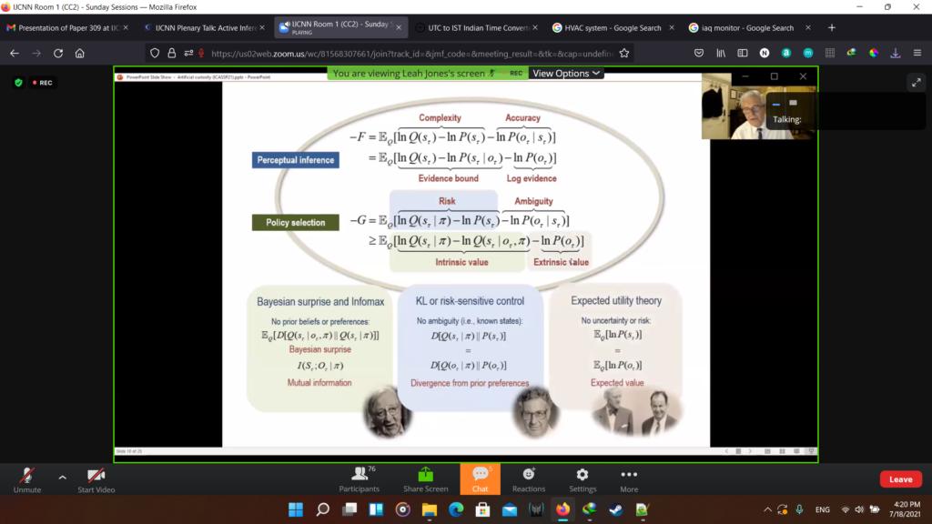 SS of KarlFriston talk 2